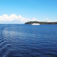 На Ладожском озере :: Nikolay Monahov