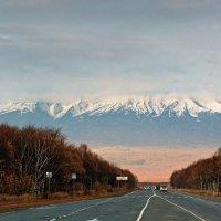 Дорога в облака :: Скиталец Сан
