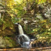 Bushkill Falls, Pensilvania :: Vadim Raskin