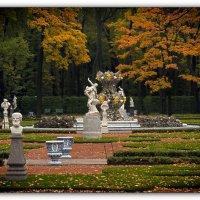Летний....,  упс...  Осенний сад..)) :: tipchik