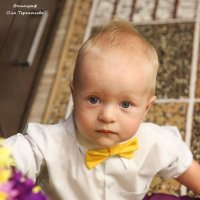 1 годик :: Оля Терентьева