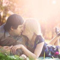 «Любовь навека знакома лишь влюблённым.» В. Гжещик :: Svetlana Orinina