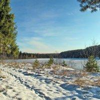 Первый снег :: Юрий Кузмицкас