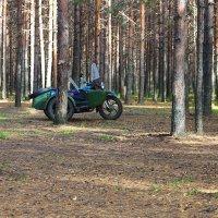 Мотоцикл Урал :: Александр Щеклеин