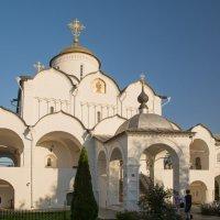 Суздаль. Покровский собор. :: Андрей Ванин