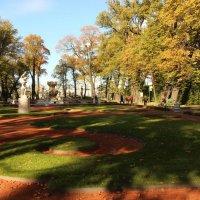 Осень в Летнем чаду :: Вера Моисеева