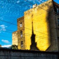 Город,тени и провода :: MVMarina