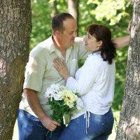 Андрей и Наташа :: Оля Терентьева