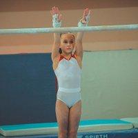 Соревнования по спортивной гимнастике :: Anastasia Silver