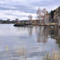 Холодное озеро :: Александр