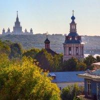 Воробьевы горы :: Виталий Авакян