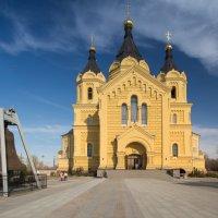 Александро-Невский собор в Нижнем Новгороде. :: Андрей Ванин