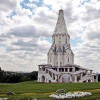 Церковь Вознесения Господня :: Галина Новинская