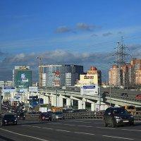 Городской пейзаж :: Владимир