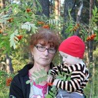 в лесу :: Виктор Филиппов