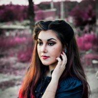 В развалинах :: Мария Зубова