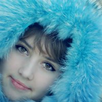 Небесные глаза :: Анна Ватулина