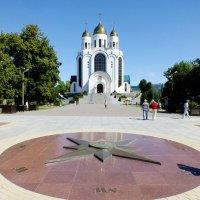 Калининград. Кафедральный собор Христа Спасителя :: Николай