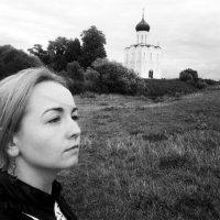 Церковь Покрова на Нерли :: Галина
