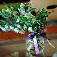 Букетик весенних цветов на острове Чеджу :: Tatiana Belyatskaya