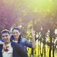 ...влюблённая Осень... :: Ксения Заводчикова