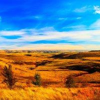 осенний пейзаж :: Бронислав Богачевский