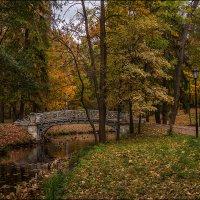 Осень в Гатчинском парке :: LudmilaV ***