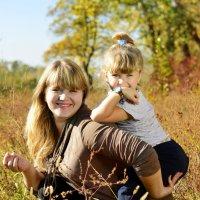 Любимая Осень...Время, когда мир становится ярким и наполненным красок, как никогда! :: Ксения Заводчикова