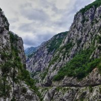 Каньон реки Морача :: Светлана Игнатьева