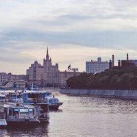 Городской пейзаж 5 :: Борис Александрович Яковлев