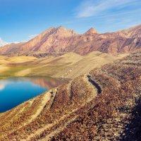 Армения.Азатское водохранилище. :: Nerses Matinyan