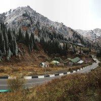 Идет то в гору, то с горы, но остается на месте. :: Anna Gornostayeva