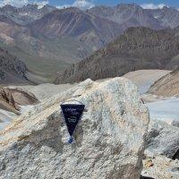 Киргизия. Перевал СК МАИ 4620 м :: Андрей Смирнов