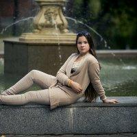 В парке. :: Наталья Малкина