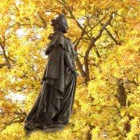 Екатерина. (Статуя ея) :: Владимир Гилясев