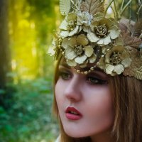 Queen of the forest :: Sandra Snow
