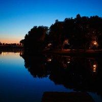 Вечерний парк :: Mitya Galiano