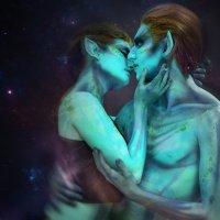 Неземные сказки для двоих :: Алексей Гаврилов