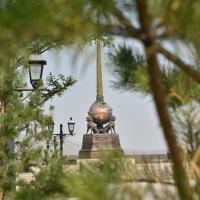 Центр Азии :: Константин Симонов