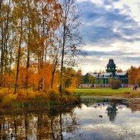 Осень в городе :: Александра К