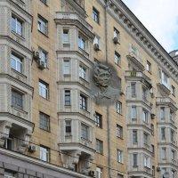 Дом, в котором жил Юрий Гуляев. :: Oleg4618 Шутченко