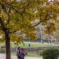 Осенний поцелуй :: Elena Ignatova
