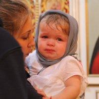 ....Слёзы крещения... :: NюRа;-) Ковылина