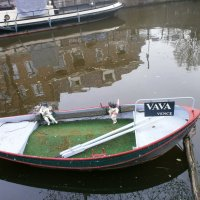 Амстердам...в отражениях..... :: Алёна Савина