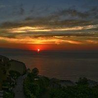 Рассвет в Сицилии :: Alexandr Zykov