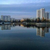 Город :: Александр Чеботарев