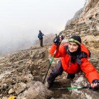 К вершине стратовулкана Олдоиньо Ленгаи (Танзания, октябрь 2015) :: Сергей Андрейчук
