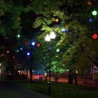Ночное... :: Юлия Бакидко