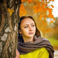 Задумчивая Таня... :: Ольга Егорова