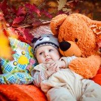 Осенняя сказка :: Надя Радзік